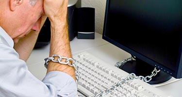 chained-to-desk